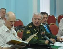 Второе заседание правления Хабаровского землячества состоялось в Доме Российского Союза ветеранов