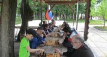 Белгородское региональное отделение Российского Союза ветеранов совместно с шахматной федерацией города Белгорода провели три шахматных турнира: детский, основной и турнир ветеранов