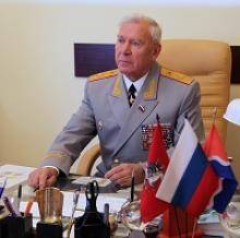 Генерал армии Михаил Алексеевич Моисеев о своём визите в Республику Словения
