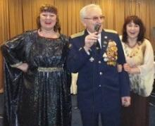 Члены Российского Союза ветеранов приняли участие в праздновании 75-летнего юбилея Армавирского высшего военного авиационного Краснознамённого училища лётчиков противовоздушной обороны