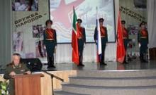 Торжественное собрание ветеранского актива и молодёжи Татарстана, посвященное 75-летию Московской битвы, состоялось в столице республики Казани
