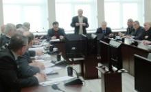 Совместное совещание руководителей организаций ветеранов Калининградской области по вопросу подписания соглашения взаимодействия и сотрудничества по обеспечению социальной защиты ветеранов и инвалидов войн и военной службы