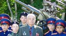 85-летний юбилей полковника в отставке Геннадия Григорьевича Светлова