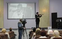 Активисты Российского Союза ветеранов приняли участие в юбилейном вечере ветерана чувашского телевидения Вячеслава Телятова