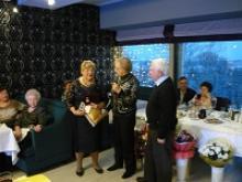 К юбилею Надежды Ивановны Щёлоковой, председателя Костромской областной общественной организации бывших малолетних узников фашистских концлагерей