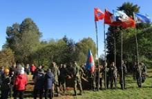 Найти потомков погибшего красноармейца Василия Яковлевича Ткаченко со станции Тайга