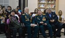 День памяти защитников Москвы провели активисты Российского Союза ветеранов в Национальной библиотеке Чувашской республики