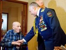 107-летие отпраздновал томский ветеран Великой Отечественной войны Михаил Алексеевич Ульянов