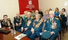 Чествование калужских ветеранов в преддверии Великой Победы