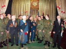 Руководитель корпункта сайта Российского Союза ветеранов по Калужской области Светлана Сидорова сообщает о чествовании победителей фашистской Германии