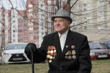 Фронтовики-ярославцы вспоминают о событиях мая 1945 года