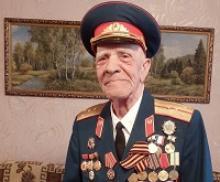 Иван Сергеевич  Черёмухин воевал на Синявинских высотах под Ленинградом