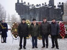 Члены Российского Союза ветеранов организовали и провели торжественные мероприятия, посвящённые 74-й годовщине со дня освобождения Воронежа от немецко-фашистских захватчиков