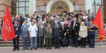 В Чувашской Республике торжественно почтили память бойцов 139-й Рославльской Краснознамённая ордена Суворова стрелковая дивизии третьего формирования, произведённого в Чувашии