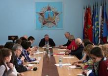В Российском Союзе Ветеранов возродили традицию проведения встреч с активистами краеведческого движения из регионов Российской Федерации