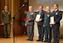 Белгородские ветераны-ракетчики отметили день РВСН вместе с молодёжью области