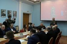В Российском Союзе ветеранов обсудили взаимодействие Российского Союза ветеранов с молодежными организациями страны