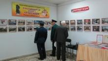 Комплексная экспозиция о деятельности Чувашского Республиканского отделения Российского Союза ветеранов работает в Центре современного искусства Чувашии