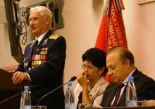 В Городе-Герое Туле представители общественности отметили 60-летие Российского Союза ветеранов