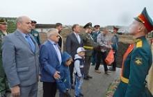 Новый памятник открылся в Валуйках