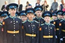 День знаний в Президентском кадетском училище Петрозаводска