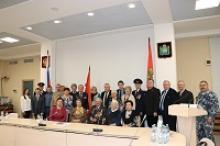 Состоялась очередная конференция Калужского регионального отделения Российского Союза ветеранов