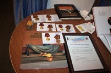 В Баку состоялась акция «Эстафета памяти», в которой приняли участие члены Российского Союза ветеранов