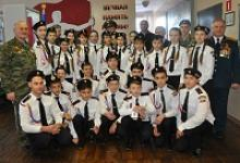 Белгородские ветераны отметили годовщину Ракетных войск стратегического назначения