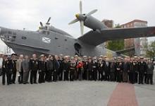 Калининградское областное отделение РСВ отметило 99-ю годовщину морской авиации России