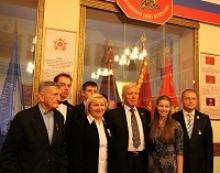 Состоялась встреча с ветеранами космодрома Байконур и аспирантами, студентами и кадетами московских учебных заведений