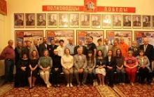 Визит делегации Российского Союза ветеранов в КНР
