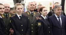 Урок мужества и чести провели члены Российского Союза ветеранов с кадетами и суворовцами