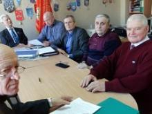 В Калининградском областном отделении Российского Союза ветеранов обсудили прошедший в Москве пленум Российского Комитета ветеранов