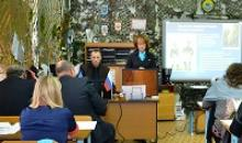 Активисты Удмуртского регионального отделения Российского Союза ветеранов приняли участие в семинаре по патриотическому воспитанию молодежи