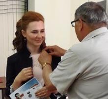 В Калуге отметили 105-летие поэта-фронтовика Александра Твардовского