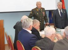 Cовместное заседание президиума Российского Комитета ветеранов и Координационного совета Российского Союза ветеранов
