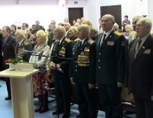 """Вечер-встреча с ветеранами войны и тыла """"Победа в сердцах поколений"""" в Национальной библиотеке Чувашии"""
