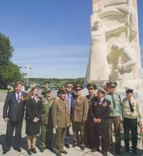 Кемеровская областная организация «Российский Союз ветеранов» в преддверии 20-летнего юбилея организации