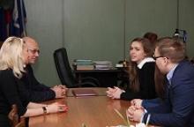В Екатеринбурге прошло заседание Совета по вопросам совершенствования государственной политики в области патриотического воспитания