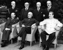 Декларация ФИР к 70-летию Потсдамского Соглашения