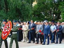 Члены Ярославского регионального отделения Российского Союза ветеранов организовали мероприятия в День памяти и скорби в Ярославской области