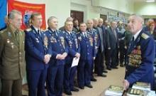 Члены Удмуртского регионального отделения Российского союза ветеранов приняли участие в мероприятии, посвященном 80-летию Аэроклуба ДОСААФ в Ижевске