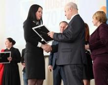 Делегация Российского Союза ветеранов приняла участие в фестивале военно-патриотической песни