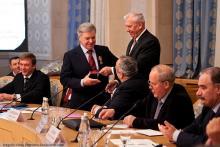 Cостоялось заседание Комитета по координации совместной деятельности ветеранских объединений