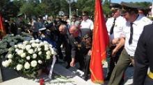 В Хабаровске почтили память воинов-дальневосточников, в которой приняли участие генерал армии Михаил Алексеевич Моисеев и ветераны