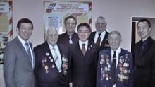 Чествование ветеранов в Хабаровском крае