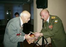 В День Героя - наши гости Герои