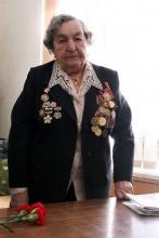 Фронтовичка Капитолина Большакова заняла 1-е место среди кружевниц Вологодской области