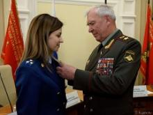 В Крыму вручены знаки отличия «За вклад в ветеранское движение»