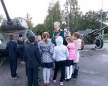 В Чебоксарах живет ветеран-танкист полковник Владимир Михайлович Лабутов